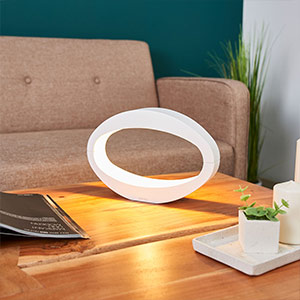 Philips Maurice - Lámpara de mesa LED