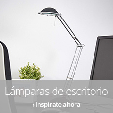 lamparas escritorio led