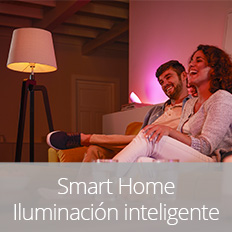 Smart Home Iluminación inteligente