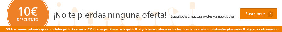 Newsletter Lampara.es