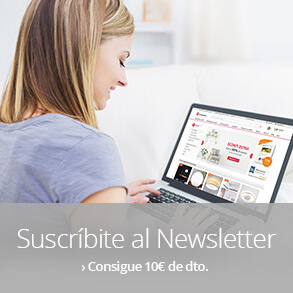 Inscríbete a la Newsletter Lampara.es